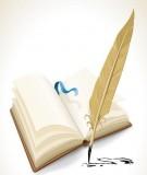 Những vấn đề cốt yếu của Ngữ âm học và Âm vị học