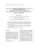 """Khai thác đa chiều bài giảng Hán ngữ cổ đại theo hướng Trung Quốc học (trên dữ liệu """"Quả nhân chi ư quốc dã"""" của Mạnh Tử)"""
