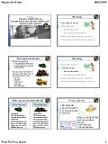 Bài giảng Nguyên lý kế toán: Chủ đề 1 - Phan Thị Thúy Quỳnh