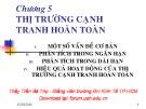 Bài giảng Kinh tế vi mô 2: Chương 5 - Trần Bá Thọ