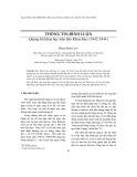 Quảng bá khoa học trên báo Khoa Học (1942-1944)