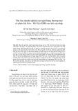 Văn hóa doanh nghiệp của Ngân hàng Thương mại Cổ phần Sài Gòn - Hà Nội (SHB) sau khi sáp nhập