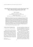 Hoạt động đối ngoại nhân dân trong đời sống chính trị Việt Nam và thế giới những năm đầu thế kỉ XXI