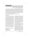 Tổn thương phổi kẽ ở bệnh nhân xơ cứng bì hệ thống