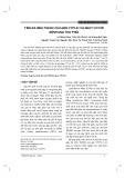 Tính đa hình T6235C của gen CYP1A1 và nguy cơ với bệnh ung thư phổi