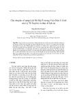 Câu chuyện về nàng Liệt nữ Mỵ Ê (trong Việt Điện U Linh của Lý Tế Xuyên) và thực tế lịch sử