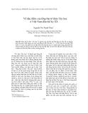 Về đặc điểm của tầng lớp trí thức Tây học ở Việt Nam đầu thế kỷ XX