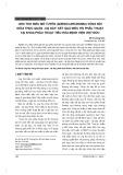 Ung thư biểu mô tuyến (Adenocarcinoma) vùng nối giữa thực quản - dạ dày: Kết quả điều trị phẫu thuật tại Khoa Phẫu thuật tiêu hóa bệnh viện Việt Đức