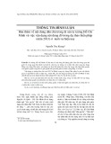 Bàn thêm về nội dung dân chủ trong di sản tư tưởng Hồ Chí Minh và việc vận dụng nội dung đó trong dự thảo Hiến pháp (năm 2013) ở nước ta hiện nay