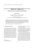 Thông cáo báo chí và ngôn ngữ truyền thông
