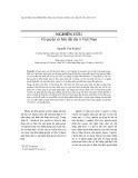 Nghiên cứu về quyền sở hữu đất đai ở Việt Nam
