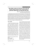 Ảnh hưởng của điều trị tiêu huyết khối alteplase đường tĩnh mạch đến các kết quả mạch máu và lâm sàng ở bệnh nhân tắc động mạch não giữa