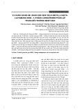 Vi khuẩn gram âm mang gen New Delhi-Metallo-Beta-Lactamase (NDM-1) kháng Carbapenem phân lập trong môi trường bệnh viện