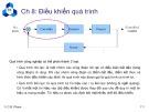 Bài giảng Chương 8: Điều khiển quá trình