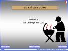 Cơ khí đại cương – Chương 3: Xử lý nhiệt kim loại