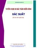 Cẩm nang cho mùa thi: Tuyển chọn 50 bài toán điển hình xác suất - Nguyễn Hữu Biển