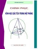 Cẩm nang cho mùa thi: Chinh phục hình học giải tích trong mặt phẳng - Nguyễn Hữu Biển