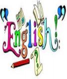 3 đề kiểm tra học kỳ 2: Môn Tiếng Anh lớp 11