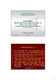 Bài giảng Hình thái phân loại giáp xác và động vật thân mềm - Lê Thị Hồng Mơ