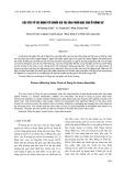 Các yếu tố tác động tới chuỗi giá trị sản phẩm đặc sản ổi Đông Dư