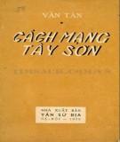 Ebook Cách mạng Tây Sơn: Phần 1 - Văn Tân