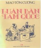 Ebook Luận bàn tam quốc: Phần 2 - Mao Tôn Cương