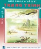 Ebook Giai thoại và sấm ký Trạng Trình: Phần 1 - Phạm Đan Quế