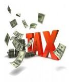 Bài tập: Kế toán thuế thu nhập doanh nghiệp