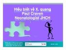 Bài giảng Hiểu biết về X quang