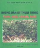 Ebook Hướng dẫn kỹ thuật trồng cam, quýt, chanh, bưởi: Phần 1