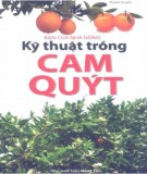Ebook Bạn của nhà nông - Kỹ thuật trồng cam, quýt: Phần 2 - Thanh Huyền