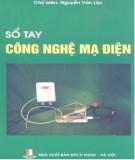 Ebook Sổ tay công nghệ mạ điện: Phần 2 - Nguyễn Văn Lộc (chủ biên)