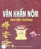 Ebook Văn khấn nôm truyền thống - TT. Thích Viên Thành
