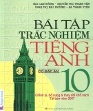 Tiếng Anh lớp 10 - Bài tập trắc nghiệm