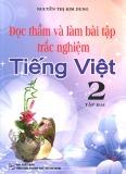 Đọc thầm và làm bài tập trắc nghiệm Tiếng Việt 2 tập 2