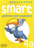 Ebook Smart grammar and vocabulary 4a