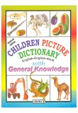 Ebook Children picture dictionary with general knowledge