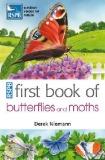 Ebook First Book of Butterflies and Moths