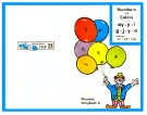 Ebook Phonetic Story book 8: The numbers and colors book