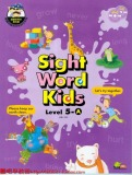Sight word kids Level 5A