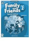 Ebook Family and friends: Grade 2 - Workbook