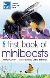 Ebook First book of minibeasts