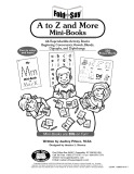 Ebook Fold and Say: A to Z and More Mini-books