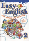 Ebook Easy English with games and activities 2 - Lorenza Balzaretti, Fosca Montagna