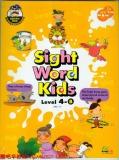 sight word kids level 4-b