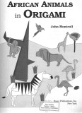 Ebook African Animals in Origami - John Montroll