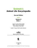 Ebook Grzimek's animal life encyclopedia Volume 8 Birds I