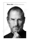 Ebook Steve Jobs - Walter Isaacson