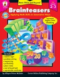 Ebook Brainteasers (Grades 2-3)