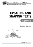Ebook Creating and shaping texts (Ages 8-9)